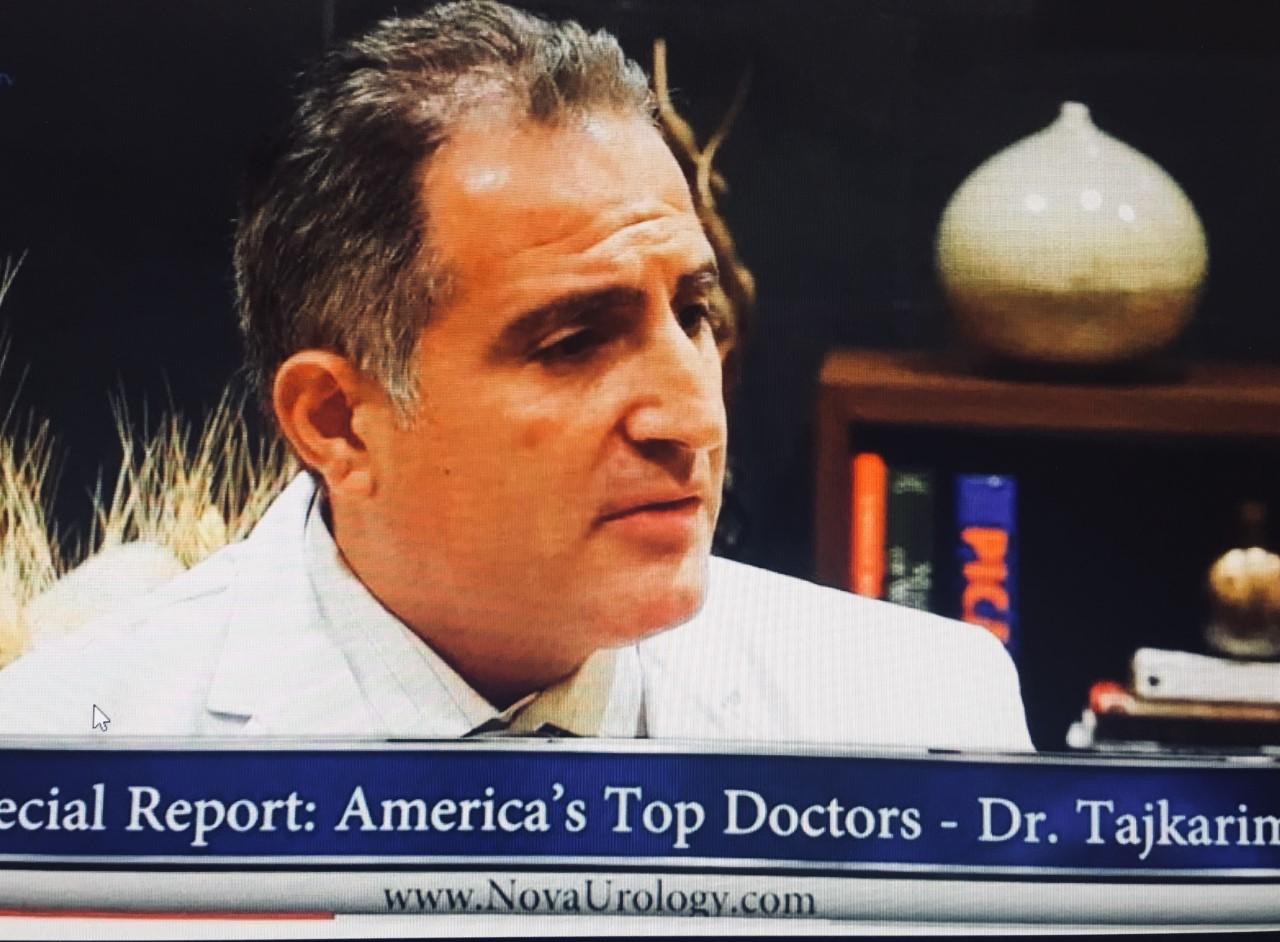Top Urologist, Penile Implant Surgeon  Kambiz Tajkarimi, MD