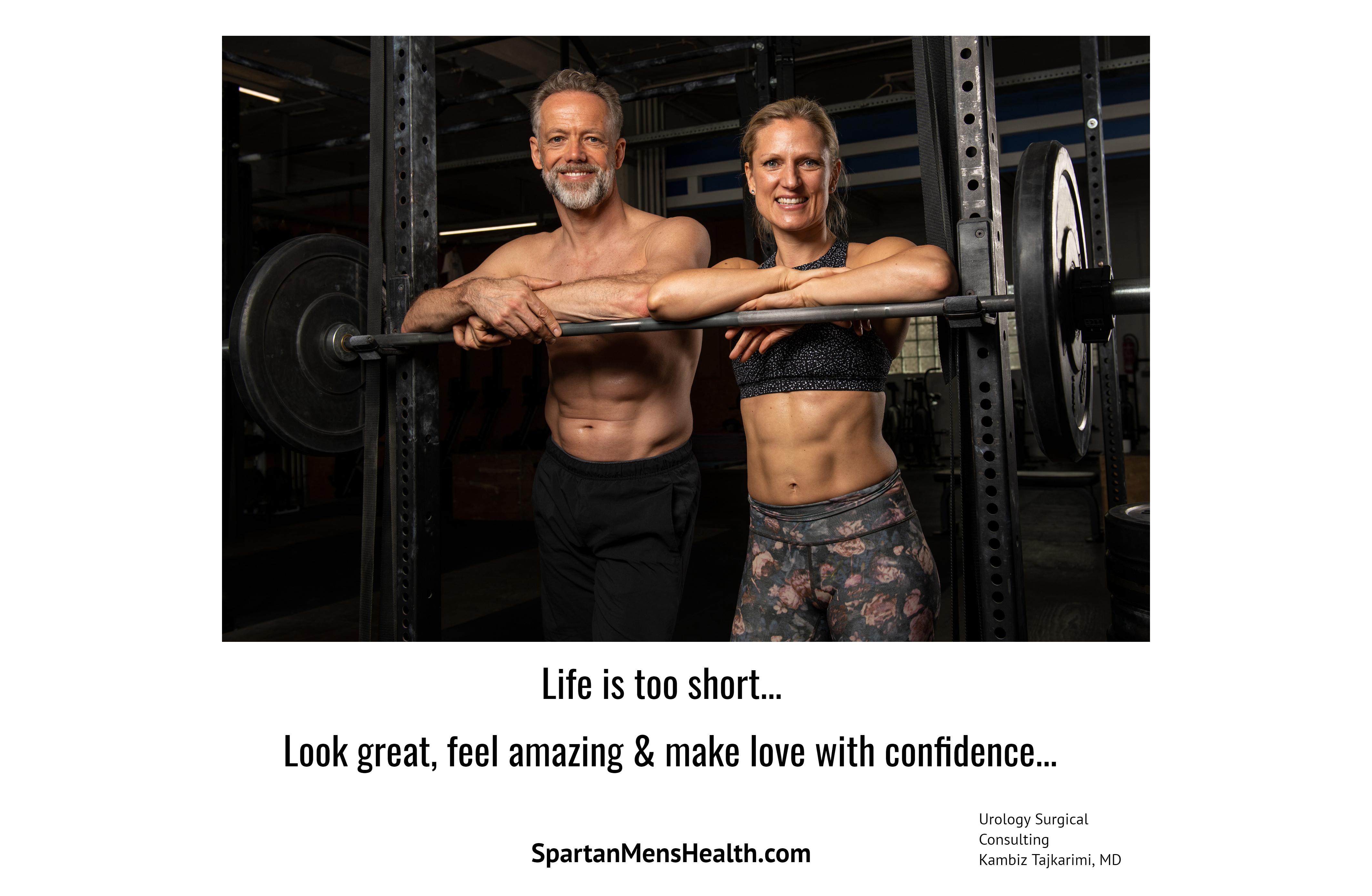 Spartan Men's Health